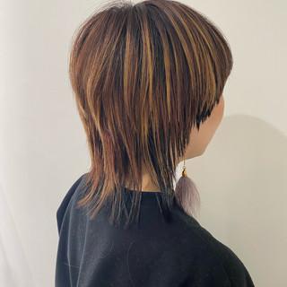 似合わせカット モード ショート 透明感カラー ヘアスタイルや髪型の写真・画像