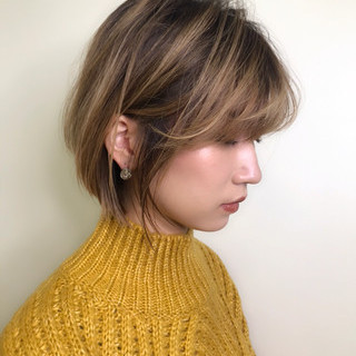 大人かわいい ボブ ヘアアレンジ 女子力 ヘアスタイルや髪型の写真・画像