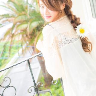 ショート モテ髪 簡単ヘアアレンジ ロング ヘアスタイルや髪型の写真・画像