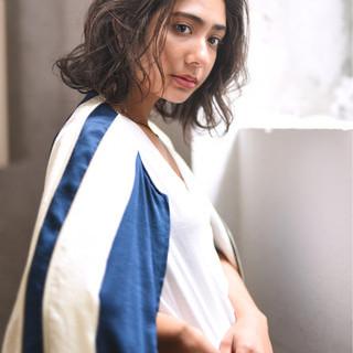 ダブルカラー グラデーションカラー 外国人風カラー ガーリー ヘアスタイルや髪型の写真・画像