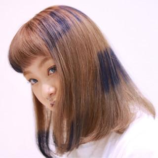 モード ボブ 外国人風 ピュア ヘアスタイルや髪型の写真・画像 ヘアスタイルや髪型の写真・画像