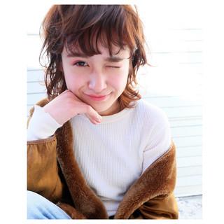 外国人風 シースルーバング 外国人風カラー 簡単 ヘアスタイルや髪型の写真・画像