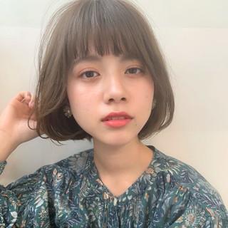 LIPPS銀座 安田愛佳さんのヘアスナップ