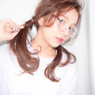 おフェロ ガーリー 愛され モテ髪 ヘアスタイルや髪型の写真・画像