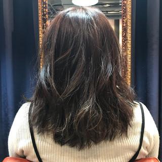 大人かわいい かわいい モード 秋 ヘアスタイルや髪型の写真・画像