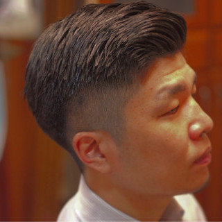 ボーイッシュ ベリーショート 外国人風 メンズ ヘアスタイルや髪型の写真・画像