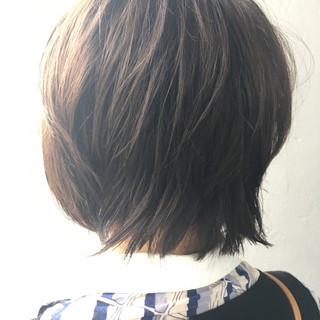 フェミニン デート リラックス マッシュ ヘアスタイルや髪型の写真・画像