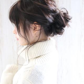 タートルネックコーデの髪型はどうする?簡単なアレンジも紹介