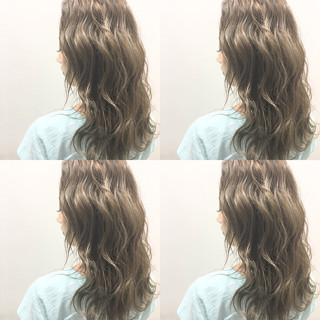 ブラウン 大人かわいい 外国人風 ストリート ヘアスタイルや髪型の写真・画像