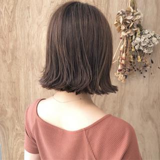 ミニボブ ハンサムショート ショートボブ 外ハネボブ ヘアスタイルや髪型の写真・画像