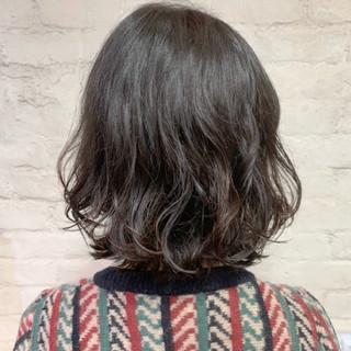 パーマ ナチュラル可愛い 外国人風パーマ ナチュラル ヘアスタイルや髪型の写真・画像