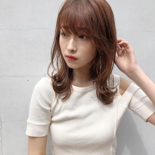 ワンカールスタイリング ナチュラル モテ髪 デート ヘアスタイルや髪型の写真・画像