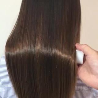 トリートメント 美髪矯正 美髪 最新トリートメント ヘアスタイルや髪型の写真・画像