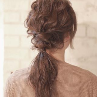 ロング ショート 渋谷系 外国人風 ヘアスタイルや髪型の写真・画像