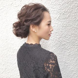 振袖 ロング ブライダル ヘアアレンジ ヘアスタイルや髪型の写真・画像