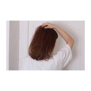 ウェットヘア グラデーションカラー ストリート 簡単ヘアアレンジ ヘアスタイルや髪型の写真・画像