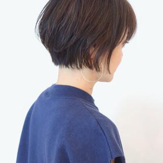 ショートボブ ショート 色気 ストリート ヘアスタイルや髪型の写真・画像 ヘアスタイルや髪型の写真・画像