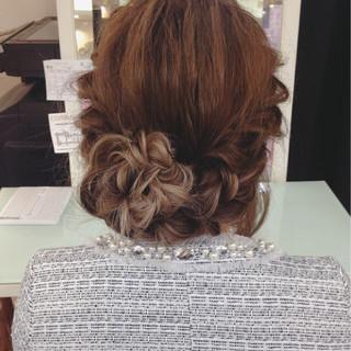 成人式 アッシュ ヘアアレンジ セミロング ヘアスタイルや髪型の写真・画像 ヘアスタイルや髪型の写真・画像