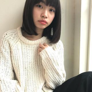デート 謝恩会 ミディアム ヘアアレンジ ヘアスタイルや髪型の写真・画像