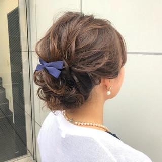 簡単ヘアアレンジ ヘアアレンジ アンニュイほつれヘア デート ヘアスタイルや髪型の写真・画像 ヘアスタイルや髪型の写真・画像