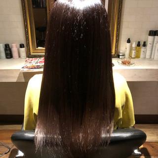 髪質改善トリートメント ナチュラル 髪質改善カラー 髪質改善 ヘアスタイルや髪型の写真・画像 ヘアスタイルや髪型の写真・画像