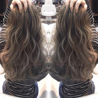 ヘアアレンジ ロング ストリート ヘアスタイルや髪型の写真・画像 ヘアスタイルや髪型の写真・画像