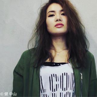 かっこいい かわいい セクシー ストリート ヘアスタイルや髪型の写真・画像