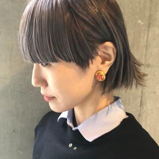 パーティ ヘアアレンジ モード エフォートレス ヘアスタイルや髪型の写真・画像
