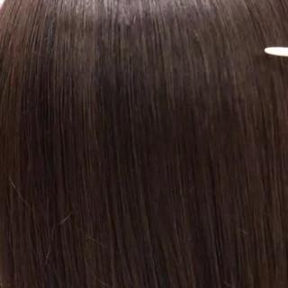 髪質改善 デート 縮毛矯正 ナチュラル ヘアスタイルや髪型の写真・画像