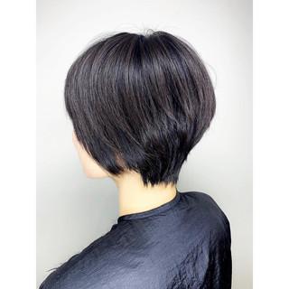 モード ショート パーマ 大人女子 ヘアスタイルや髪型の写真・画像 ヘアスタイルや髪型の写真・画像