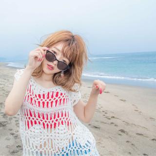 ヘアアレンジ アッシュ 外国人風 小顔 ヘアスタイルや髪型の写真・画像