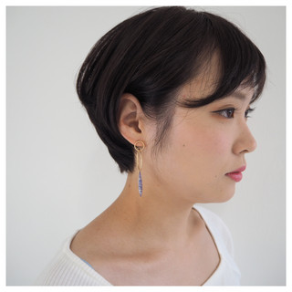フェミニン ナチュラルブラウンカラー 東京ヘアスタイル おしゃれさんと繋がりたい ヘアスタイルや髪型の写真・画像