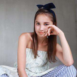 ヘアアレンジ 簡単ヘアアレンジ 抜け感 外国人風 ヘアスタイルや髪型の写真・画像 ヘアスタイルや髪型の写真・画像
