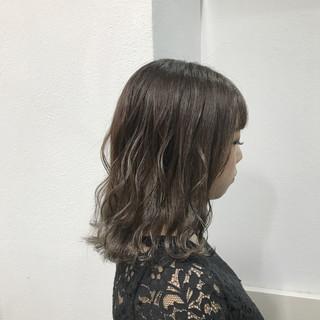 成人式 ミディアム スポーツ デート ヘアスタイルや髪型の写真・画像