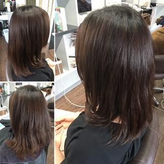 トリートメント ナチュラル 髪質改善トリートメント 最新トリートメント ヘアスタイルや髪型の写真・画像