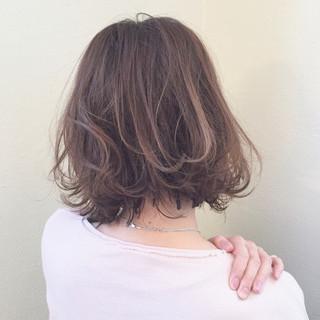 ニュアンス 上品 エレガント 色気 ヘアスタイルや髪型の写真・画像
