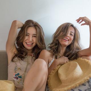 外国人風 大人女子 アンニュイ グラマラス ヘアスタイルや髪型の写真・画像 ヘアスタイルや髪型の写真・画像
