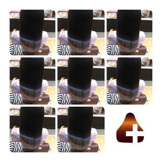 頭皮ケア トリートメント ナチュラル 名古屋市守山区 ヘアスタイルや髪型の写真・画像