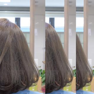色気 デート ボブ ニュアンス ヘアスタイルや髪型の写真・画像