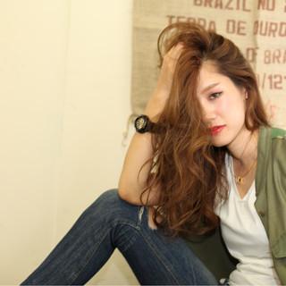 外国人風 ストリート かっこいい 大人かわいい ヘアスタイルや髪型の写真・画像