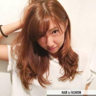 モテ髪 渋谷系 ガーリー 艶髪 ヘアスタイルや髪型の写真・画像