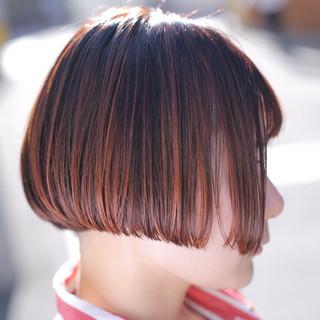 ワンレングス 透明感カラー 外国人風カラー デザインカラー ヘアスタイルや髪型の写真・画像