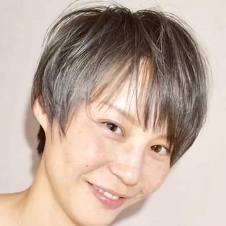 お洒落 透明感 美髪矯正 髪質改善 ヘアスタイルや髪型の写真・画像
