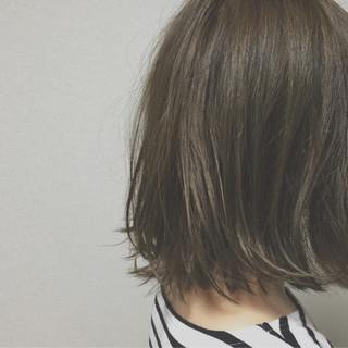 アッシュ 外国人風 黒髪 グラデーションカラー ヘアスタイルや髪型の写真・画像 ヘアスタイルや髪型の写真・画像