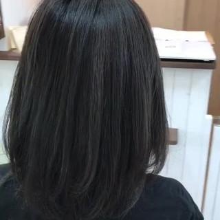 秋 ゆるふわ ミディアム 透明感 ヘアスタイルや髪型の写真・画像 ヘアスタイルや髪型の写真・画像