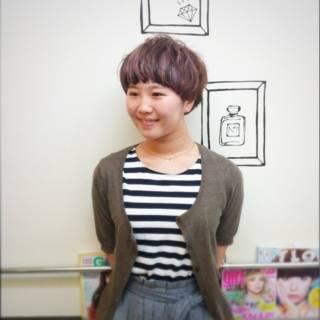 木村カエラ ボブ 黒髪 ナチュラル ヘアスタイルや髪型の写真・画像