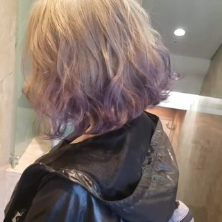 ヘアアレンジ フェミニン アッシュ グレージュ ヘアスタイルや髪型の写真・画像