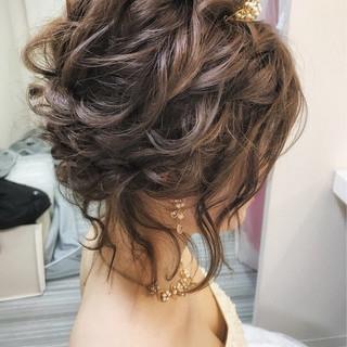 結婚式の花嫁ヘア♡どんな髪型にする?