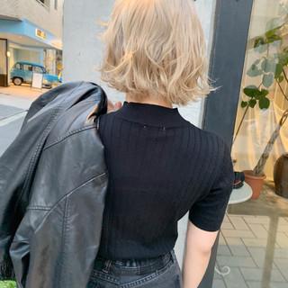 ボブ/ミディアム/ACQUA表参道古本慶次さんのヘアスナップ
