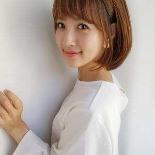 モテ髪 デート フェミニン 簡単 ヘアスタイルや髪型の写真・画像